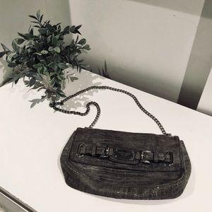 Michael Kors Snakeskin Shoulder Bag